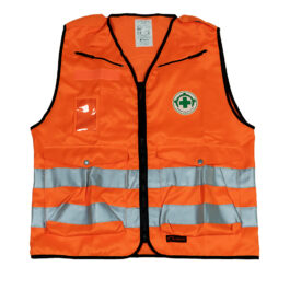 Vest med lommer uniform