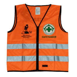 Vest sanitetsungdom uniform